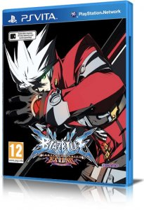 BlazBlue: Continuum Shift Extend per PlayStation Vita