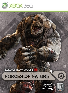 Gears of War 3 - Forces of Nature per Xbox 360