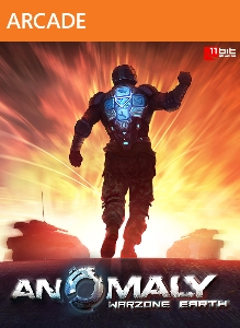 Anomaly: Warzone Earth per Xbox 360