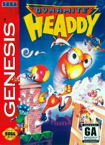 Dynamite Headdy per Sega Mega Drive