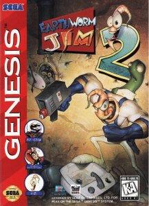 Earthworm Jim 2 per Sega Mega Drive