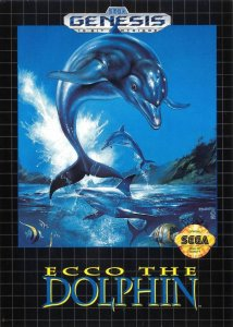 Ecco the Dolphin per Sega Mega Drive