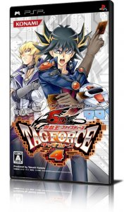 Yu-Gi-Oh! Tag Force 4 per PlayStation Portable