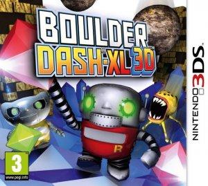Boulder Dash-XL 3D per Nintendo 3DS