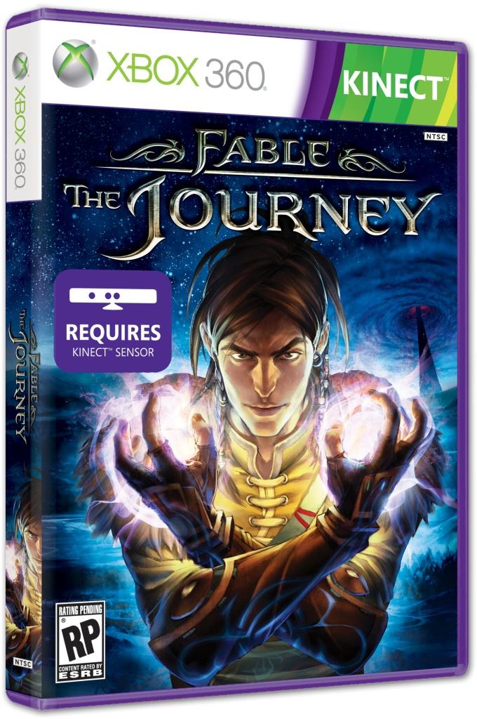 Fable: The Journey - La copertina svelata