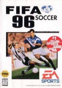 FIFA Soccer 96 per Sega Mega Drive