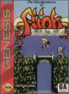 Flink per Sega Mega Drive