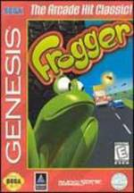 Frogger per Sega Mega Drive