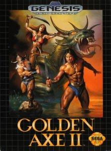 Golden Axe II per Sega Mega Drive