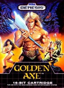 Golden Axe per Sega Mega Drive