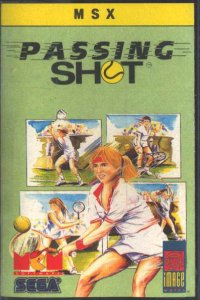 Passing Shot per MSX
