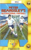 Peter Beardsley's International Football per MSX