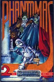 Phantomas 2 per MSX