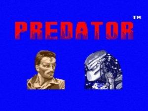 Predator per MSX