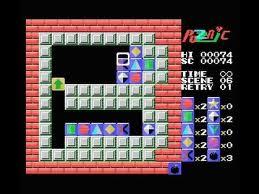 Puzznic per MSX