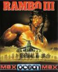 Rambo III per MSX