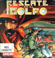 Rescate En El Golfo per MSX