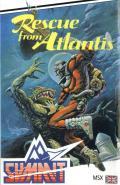 Rescue from Atlantis per MSX