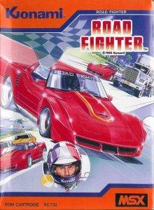 Road Fighter per MSX