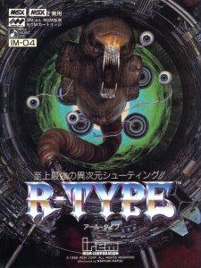 R-Type per MSX