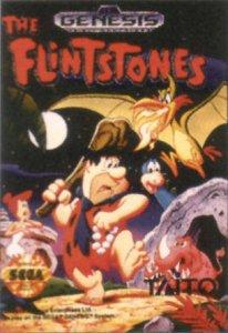 The Flintstones per Sega Mega Drive