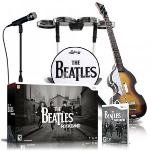 The Beatles: Rock Band per Nintendo Wii