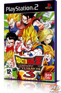 Dragon Ball Z: Budokai Tenkaichi 3 per PlayStation 2