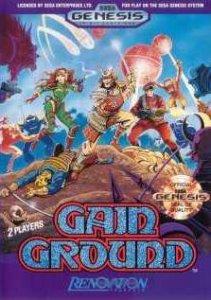 Gain Ground per Sega Mega Drive
