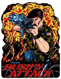 Rush'n Attack per MSX
