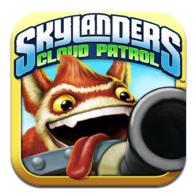 Skylanders Cloud Patrol per iPhone
