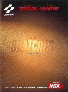 Snatcher per MSX