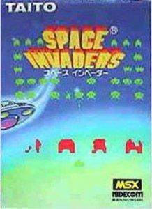 Space Invaders per MSX