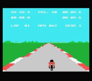 Speed King per MSX