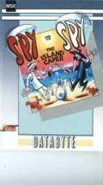 Spy vs Spy: The Island Caper per MSX