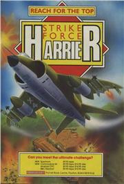 Strike Force Harrier per MSX
