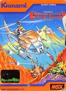 Super Cobra per MSX