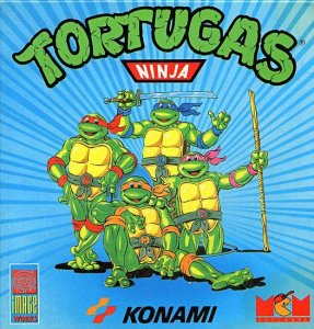 Teenage Mutant Ninja Turtles per MSX