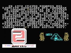 The A-Team per MSX