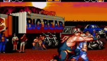 Fatal Fury 2 - Gameplay