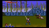 Golden Axe - Gameplay