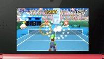 Mario Tennis Open - Un trailer per i mini giochi