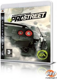 Need for Speed ProStreet per PlayStation 3