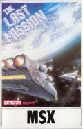 The Last Mission per MSX
