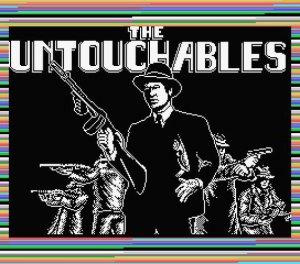 The Untouchables per MSX