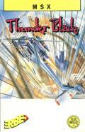 Thunder Blade per MSX