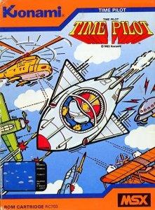 Time Pilot per MSX