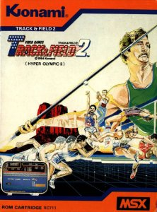 Track & Field II per MSX