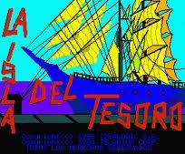 Treasure Island per MSX