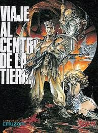 Viaje Al Centro De La Tierra per MSX