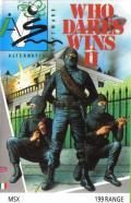 Who Dares Wins II per MSX